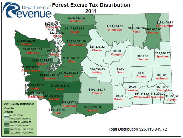 Washington contract loggers association inc timber